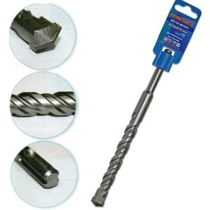 Бур по бетону для перфоратора SDS-plus Практика 5,5х110х50 мм