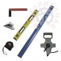 Измерительный инструмент: рулетки, уровни, отвесы