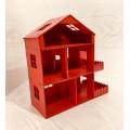 Игровой кукольный домик с деревом