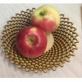Дизайнерская тарелка из фанеры