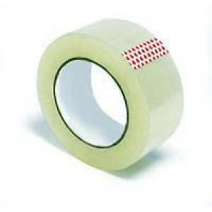Скотч упаковочный прозрачный 48 мм/60м/40мкм