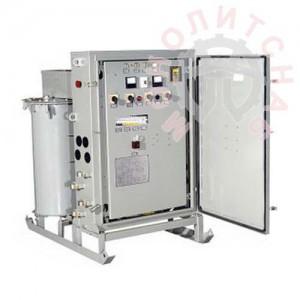 Трансформатор для прогрева бетона КТПТО 80 с ручной регулировкой
