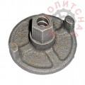 Стяжная гайка для опалубки 100 мм (оцинкованная)